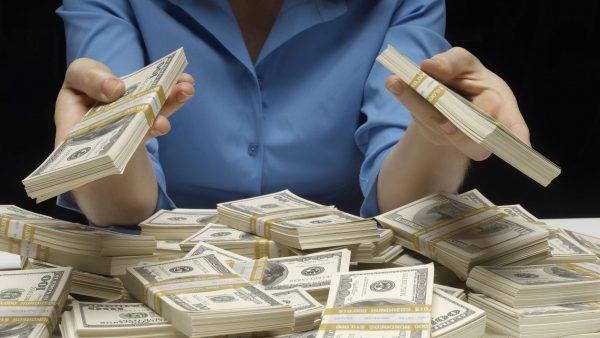 Stapels Geld