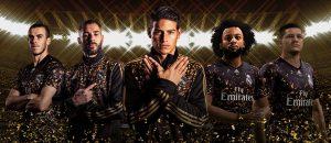 EA Sports Real Madrid shirt
