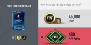 EA Sports FIFA - Card Packs