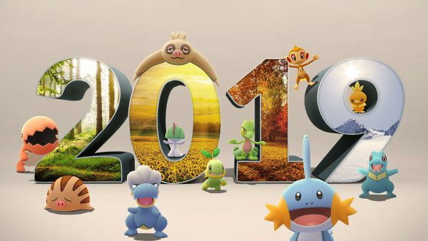 Pokemon Go 2019